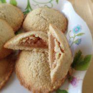 Biscottini dal cuore di mela