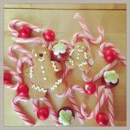 Biscotti di pan di zenzero – Gingerbread cookies