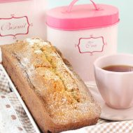 Banana bread al cioccolato al latte