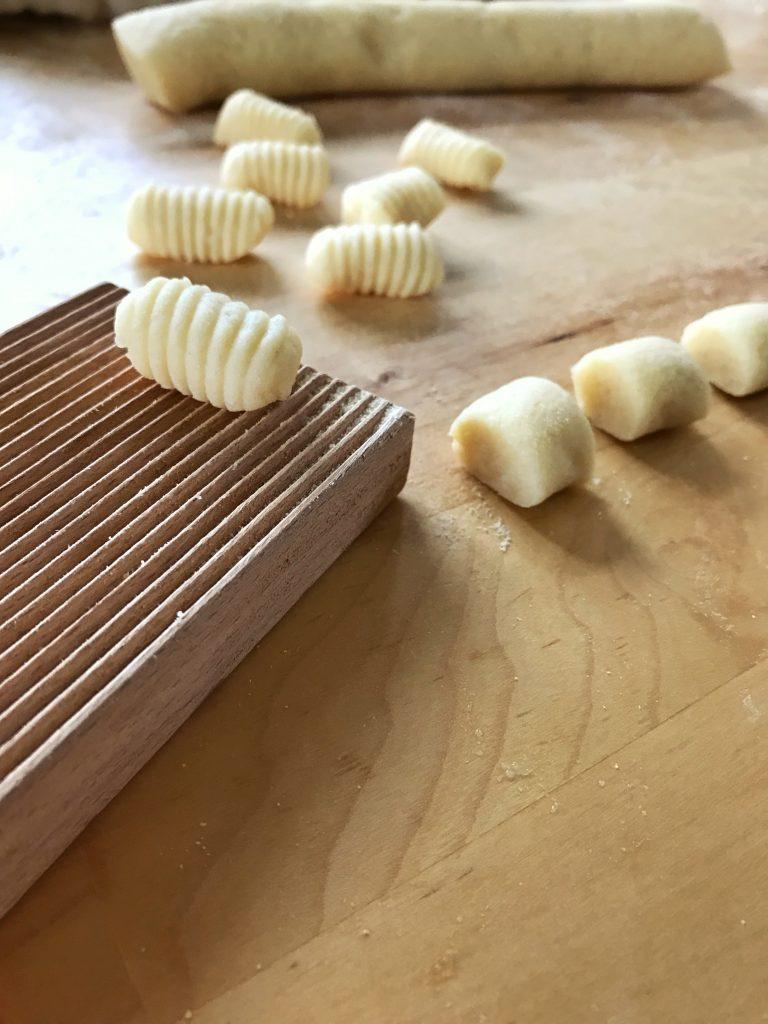 Gnocchi di patate fatti a mano