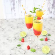 Lemon Peachberry