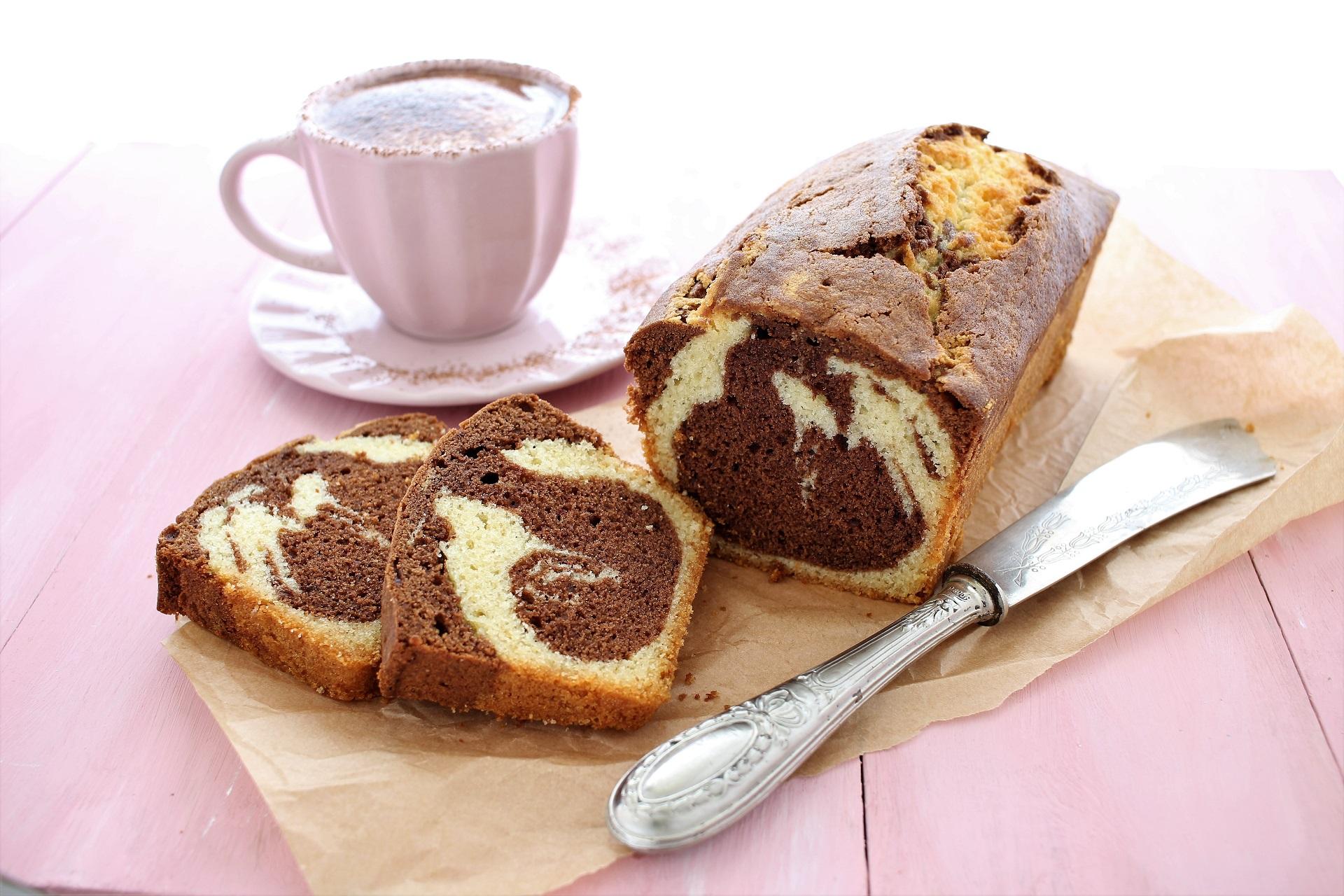 Plum-cake variegato