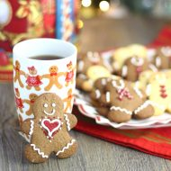 Omini di pan di zenzero-Gingerbread men