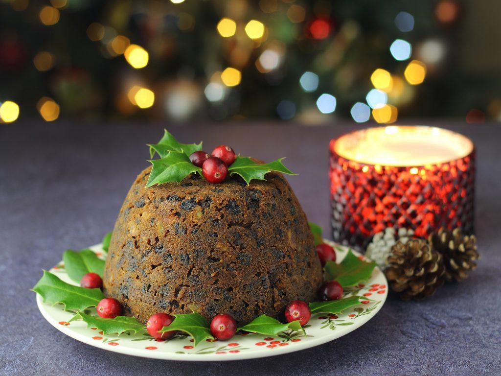 Pudding natalizio
