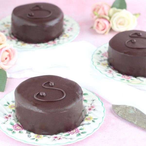 Mini Sacher torte - foto1