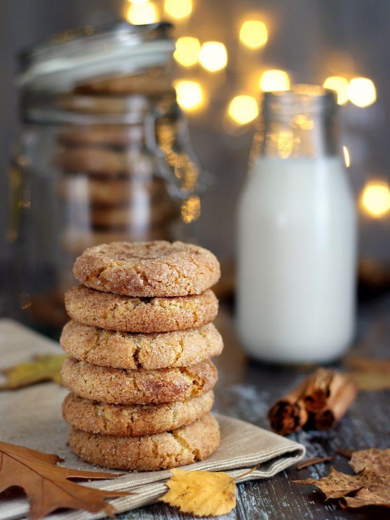 Snickerdoodles - cinnamon cookies